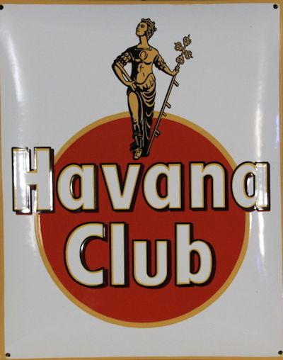 Emaljeskilt havana club fra N/A på dagensbolig.dk