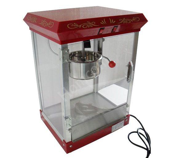 Popcornmaskine 8 oz uden reklame fra N/A fra dagensbolig.dk