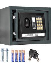pengeskab med elektronisk lås