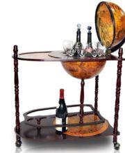 Globus Bar med bord