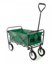 DB-trækvogn grøn01