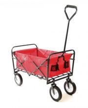 DB-trækvogn rød01