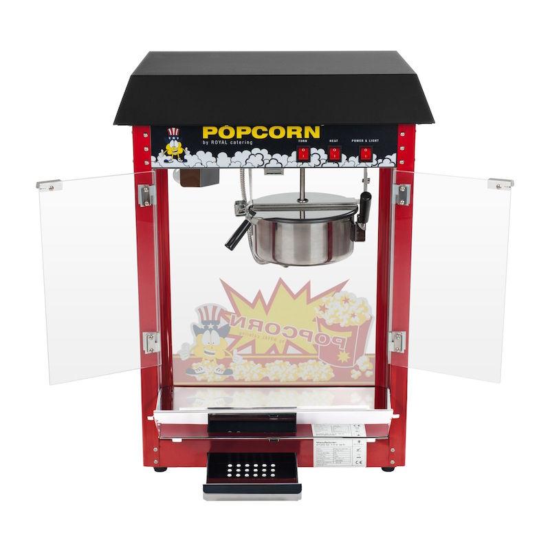 Popcornmaskine Professionel 1600W 8 OZ - Dagens Bolig