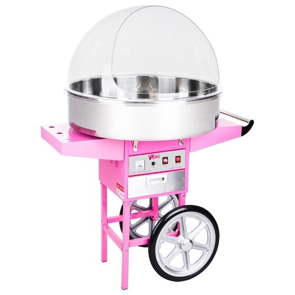 N/A – Candyfloss maskine professionel 1200w på dagensbolig.dk
