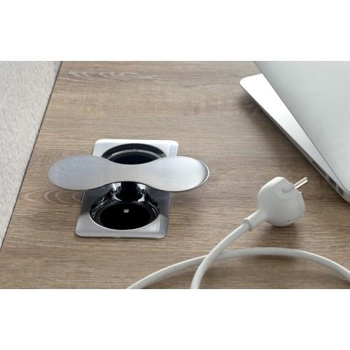 thebo db 09 indbygnings stikkontakt. Black Bedroom Furniture Sets. Home Design Ideas