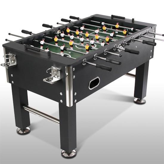 Image of   Bordfodbold de luxe sort finér