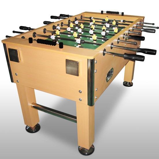 Image of   Bordfodbold de luxe bøge finér