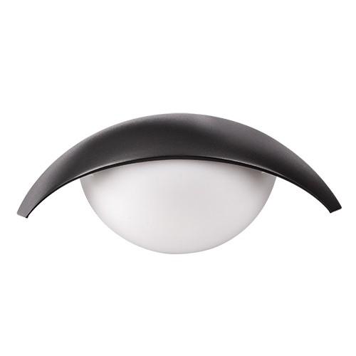 N/A – Udendørs væglampe , Е27, ip44, grå fra dagensbolig.dk