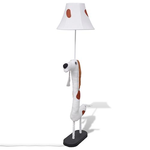 Image of   Standerlampe hunde design