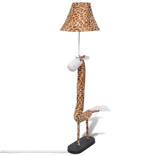 Image of   Standerlampe Giraf design