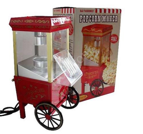 Popcornmaskine hjemme model 3,5oz fra N/A på dagensbolig.dk