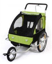 DB-Cykeltrailer Gron00