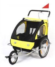 DB-Cykeltrailer Gul00