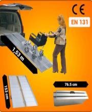 DB-Rullestols rampe 153cm-01