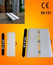 DB-Rullestols rampe 91,5cm-01