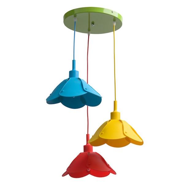 Image of   Loftslampe laura i flere farver