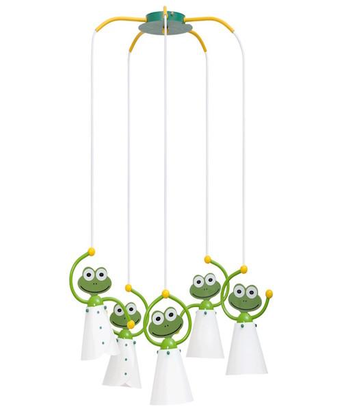 Loftslampe froggy fra N/A på dagensbolig.dk