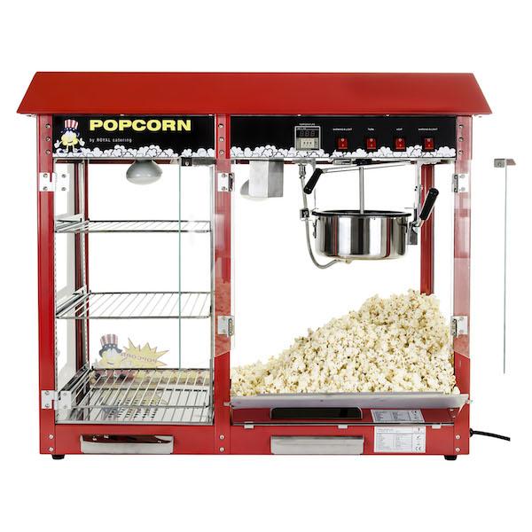 N/A Popcornmaskine professionel 1700w med display hylder fra dagensbolig.dk