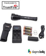 TRUSTFIRE TR J18 8500 Gift DagensBolig