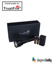 UV-ravlygtesæt Trustfire 25W 2000lumen 311101 DagensBolig