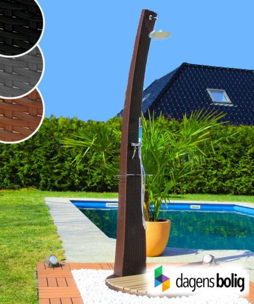 Udendørs_Bruser_LED_Bluetooth_Brun_1032662420B_Dagensbolig