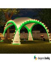 LED - Event pavillon - XXL - DomeShelter - Grøn - 1034207854g - dagensbolig_TITEL
