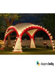 LED - Event pavillon - XXL - DomeShelter - Rød - 1034207854r - dagensbolig_TITEL