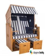Strandkurv model Anholt - 2 sæder - Natur - e-11330 - Blå blokstriber_dagensbolig_TITEL